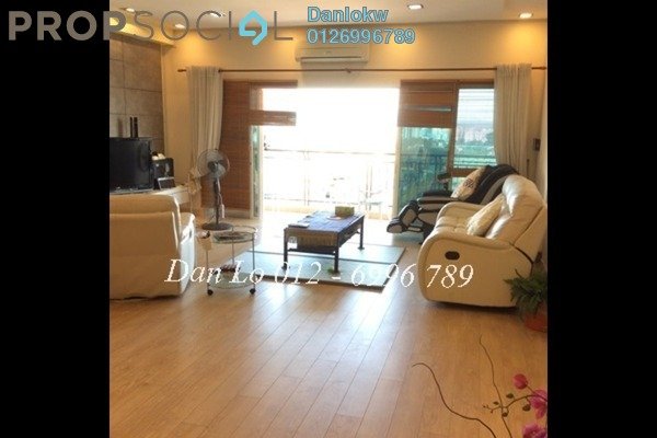 For Sale Condominium at Windsor Tower, Sri Hartamas Freehold Fully Furnished 4R/2B 1.25m
