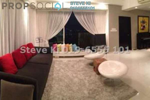 For Sale Condominium at Armanee Terrace I, Damansara Perdana Leasehold Fully Furnished 5R/5B 1.58m