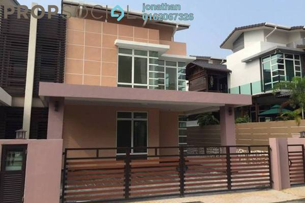 For Sale Semi-Detached at Lake Valley, Bandar Tun Hussein Onn Leasehold Semi Furnished 6R/6B 1.7m