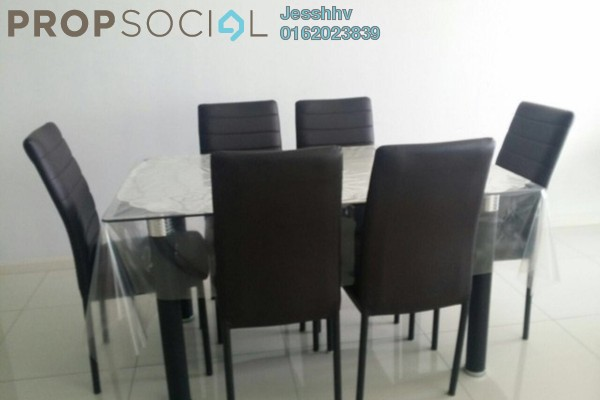 For Rent Condominium at LaCosta, Bandar Sunway Leasehold Fully Furnished 4R/3B 3.5k