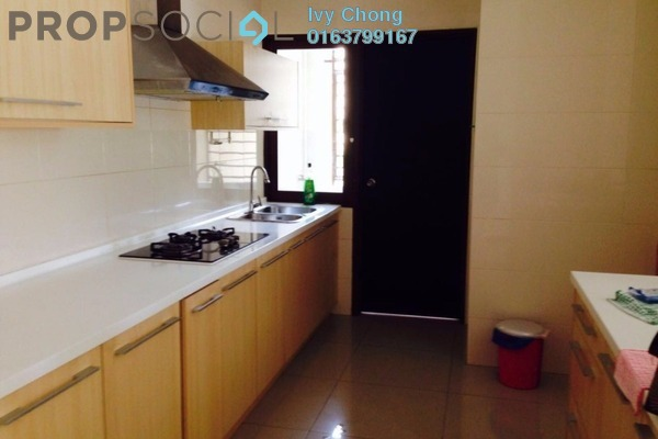 For Rent Apartment at Desa Idaman Residences, Puchong Freehold Semi Furnished 3R/2B 1.5k