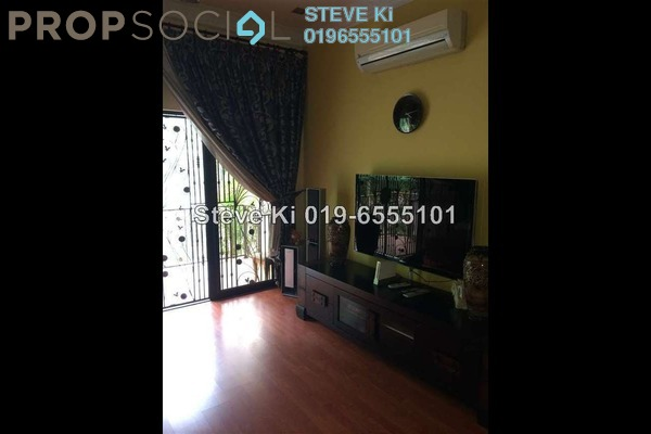 For Sale Semi-Detached at Kota Kemuning Hills, Kota Kemuning Freehold Semi Furnished 6R/5B 2.5m