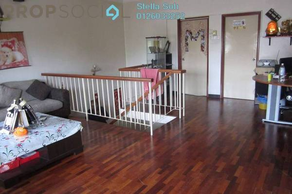 For Sale Superlink at Taman Megah, Kepong Freehold Semi Furnished 5R/4B 1.28m