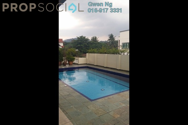 For Sale Bungalow at Ukay Heights, Ukay Freehold Semi Furnished 7R/6B 5.6m