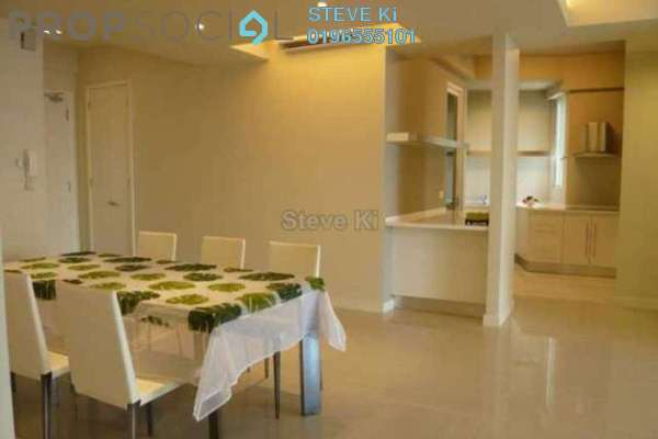 For Rent Condominium at Kiaramas Ayuria, Mont Kiara Freehold Semi Furnished 3R/4B 5.2k