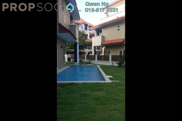 For Sale Bungalow at Beverly Heights, Ukay Freehold Semi Furnished 6R/5B 2.95m