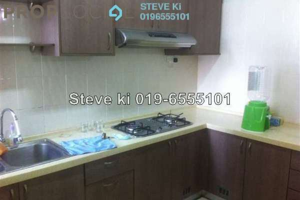 For Rent Townhouse at Kota Kemuning Hills, Kota Kemuning Freehold Semi Furnished 3R/2B 2.2k