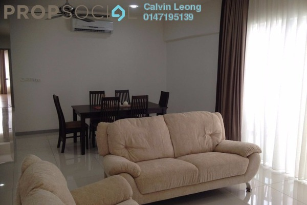 For Sale Condominium at Villa Orkid, Segambut Freehold Fully Furnished 3R/3B 860k