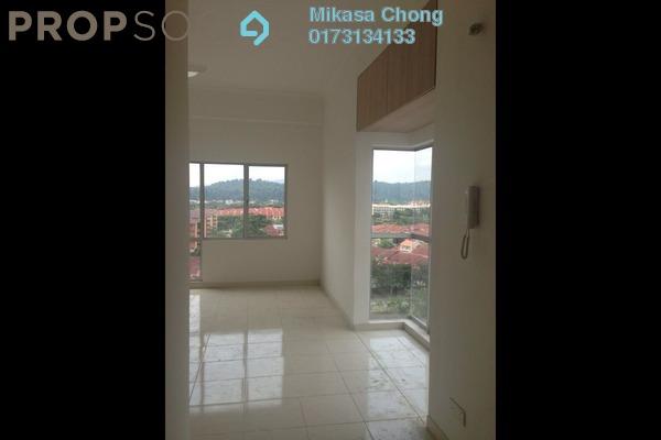 For Sale Condominium at I Residence, Kota Damansara Leasehold Semi Furnished 3R/2B 630k