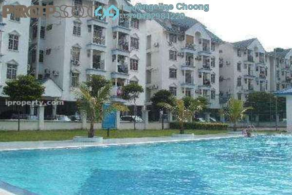 For Sale Condominium at Tiara Duta, Ampang Leasehold Semi Furnished 3R/2B 460k