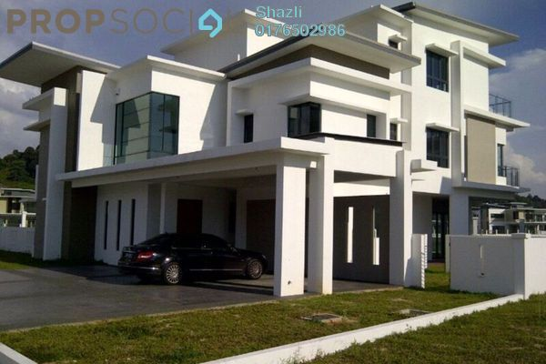 For Sale Bungalow at Cahaya SPK, Shah Alam Leasehold Semi Furnished 6R/5B 18.9百万