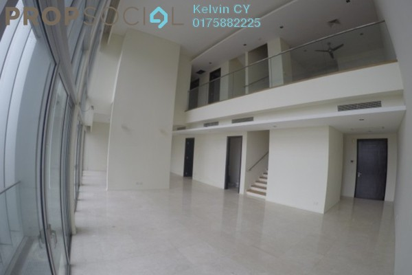 For Sale Serviced Residence at Dua Residency, KLCC Freehold Semi Furnished 5R/7B 4.5m