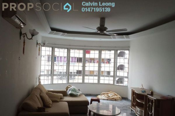 For Rent Condominium at Sri Intan 1, Jalan Ipoh Freehold Fully Furnished 3R/2B 1.5k
