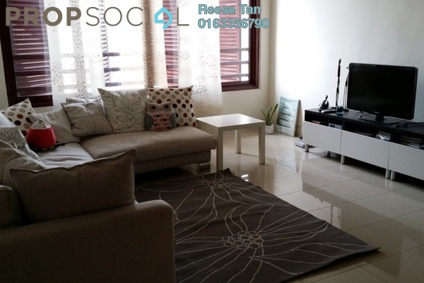 For Rent Condominium at Surian Condominiums, Mutiara Damansara Freehold Fully Furnished 3R/2B 3.2千