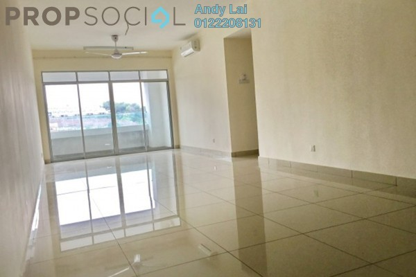 For Rent Condominium at Tiara ParkHomes, Kajang Freehold Unfurnished 3R/2B 1.4k