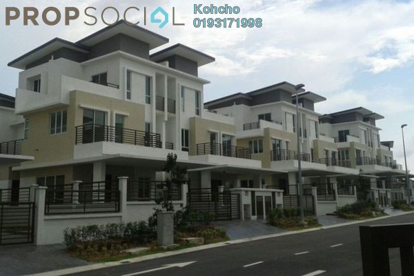 For Sale Semi-Detached at Regency Parc, Rawang Leasehold Unfurnished 6R/6B 980k