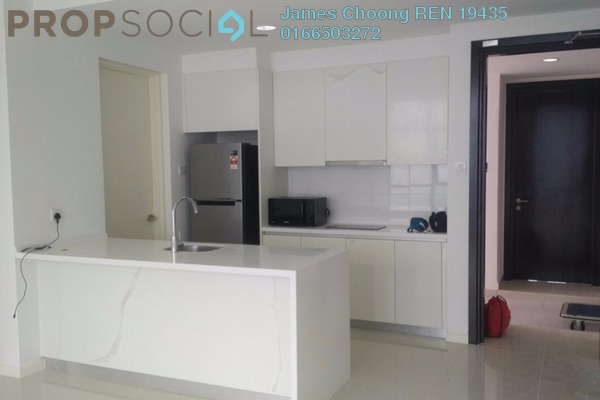 For Rent Condominium at Tropicana Avenue, Tropicana Leasehold Semi Furnished 2R/2B 2.9k