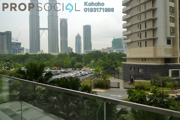 For Sale Condominium at Stonor Park, KLCC Freehold Fully Furnished 4R/3B 2.4百万