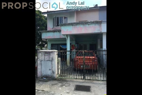 For Sale Terrace at Taman Puncak Utama, Kajang Freehold Unfurnished 4R/3B 650k