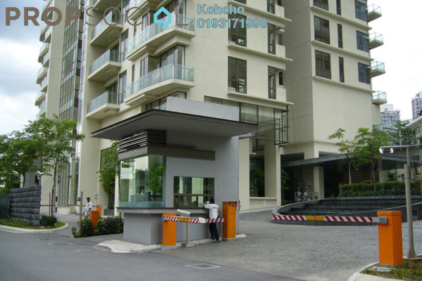 For Sale Condominium at Suria Stonor, KLCC Freehold Fully Furnished 4R/3B 2.45m