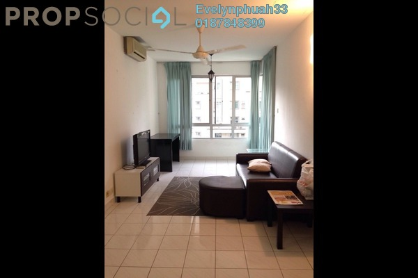 For Sale Condominium at Riana Green, Tropicana Leasehold Fully Furnished 1R/1B 510.0千