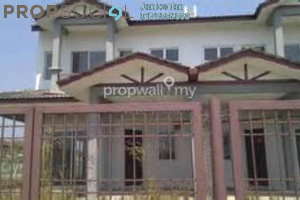 For Sale Superlink at Alam Perdana, Kuala Selangor Leasehold Unfurnished 4R/3B 300k