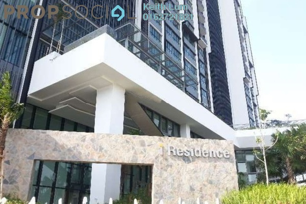 For Rent Condominium at i-Residence @ i-City, Shah Alam Freehold Fully Furnished 3R/2B 2.8k