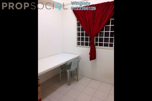 For Rent Apartment at Plaza Medan Putra, Bandar Menjalara Freehold Semi Furnished 3R/2B 1.3k