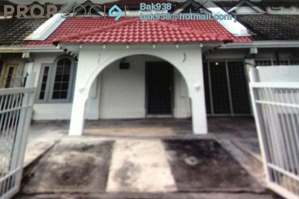 For Sale Terrace at USJ 2, UEP Subang Jaya Freehold Unfurnished 3R/2B 699k