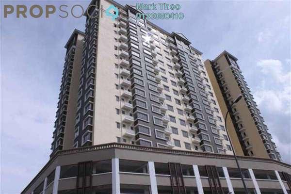 For Sale Condominium at 1 Petaling, Sungai Besi Leasehold Unfurnished 3R/2B 468k