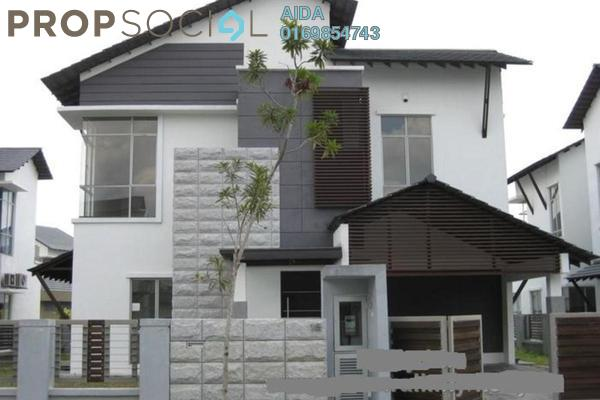 For Sale Semi-Detached at Laman Seri, Shah Alam Leasehold Unfurnished 6R/6B 1.75m