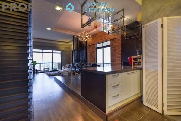 For Sale Condominium at Mutiara Oriental, Tropicana Freehold Semi Furnished 3R/2B 730k