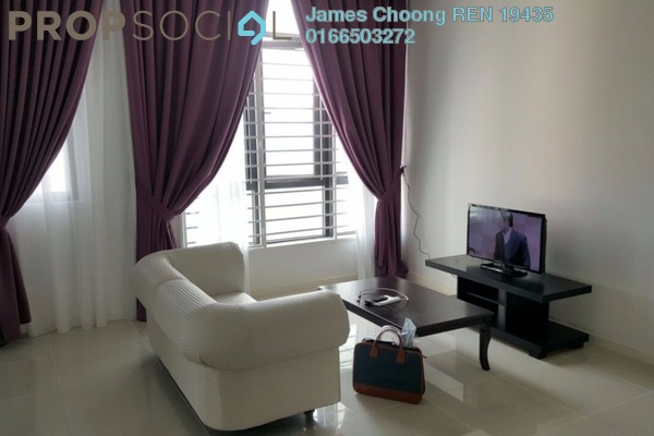 For Rent Condominium at Tropicana Avenue, Tropicana Leasehold Fully Furnished 1R/1B 2.35k