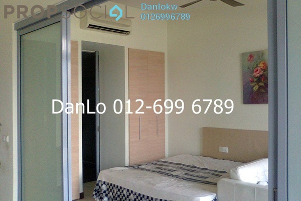 For Sale Condominium at Hampshire Residences, KLCC Freehold Fully Furnished 1R/1B 945k
