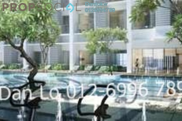 For Rent Condominium at M Suites, Ampang Hilir Freehold Fully Furnished 1R/1B 2.4k
