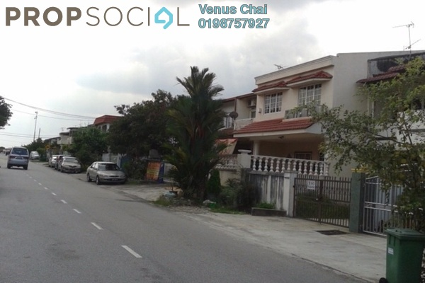 For Sale Terrace at SS2, Petaling Jaya Freehold Semi Furnished 4R/3B 1.55m