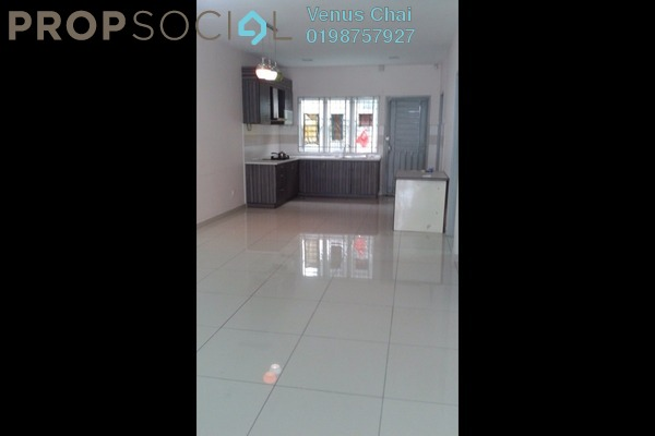 For Rent Townhouse at Chestwood Terrace, Bandar Utama Leasehold Semi Furnished 3R/3B 2k