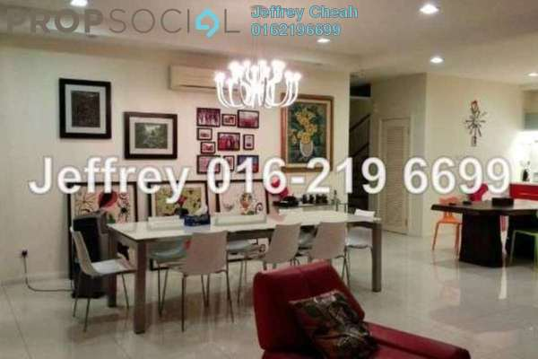 For Sale Terrace at Amelia, Desa ParkCity Freehold Semi Furnished 4R/4B 3.6百万