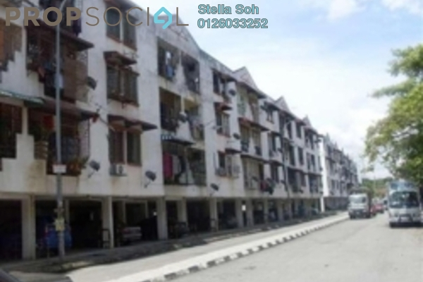 For Rent Apartment at Taman Sri Kuching, Jalan Ipoh Freehold Unfurnished 3R/2B 950translationmissing:en.pricing.unit