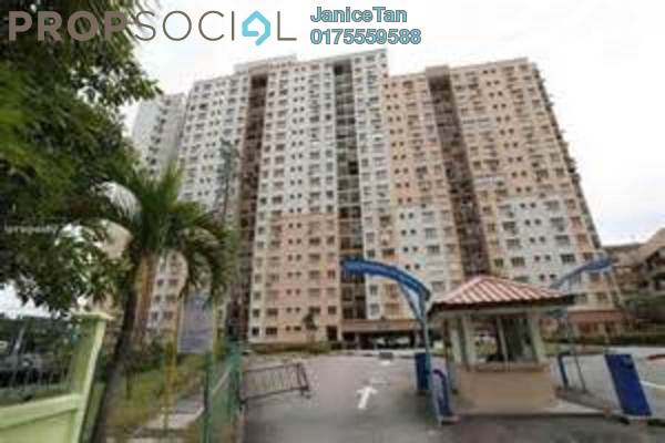 For Sale Condominium at Sri Jati I, Old Klang Road Freehold Unfurnished 3R/2B 328k