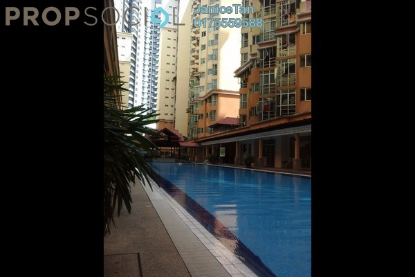 For Sale Condominium at Sri Jati I, Old Klang Road Freehold Unfurnished 3R/2B 338k