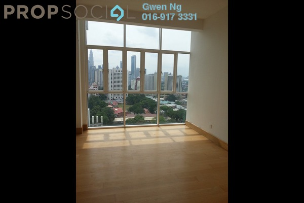 For Rent Condominium at Embassyview, Ampang Hilir Leasehold Semi Furnished 4R/4B 13k