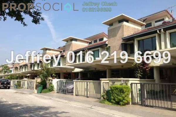 For Sale Terrace at SouthLake, Desa ParkCity Freehold Semi Furnished 3R/4B 1.6m