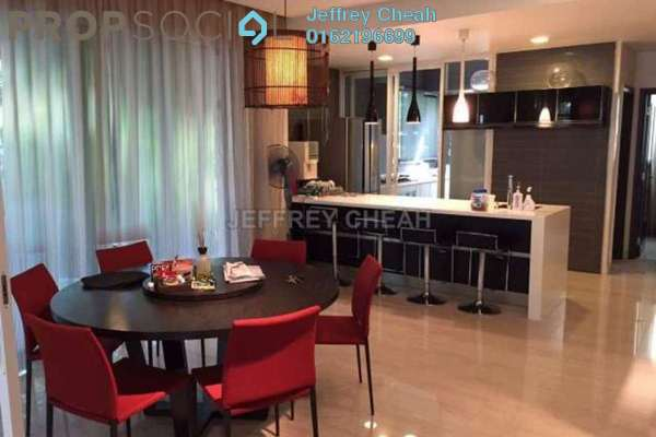 For Sale Terrace at SouthLake, Desa ParkCity Freehold Semi Furnished 4R/4B 3.2m