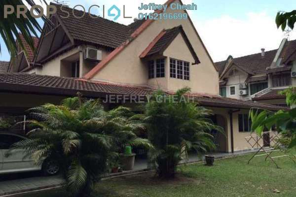 For Sale Terrace at Taman Menjalara, Bandar Menjalara Leasehold Semi Furnished 4R/3B 1.9m