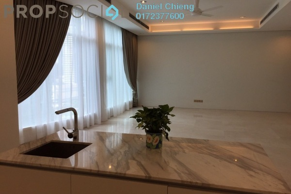 For Sale Condominium at Quadro Residences, KLCC Freehold Semi Furnished 3R/4B 2.8m
