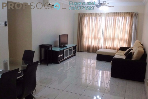 For Rent Condominium at Green Avenue, Bukit Jalil Freehold Fully Furnished 0R/0B 1.9k