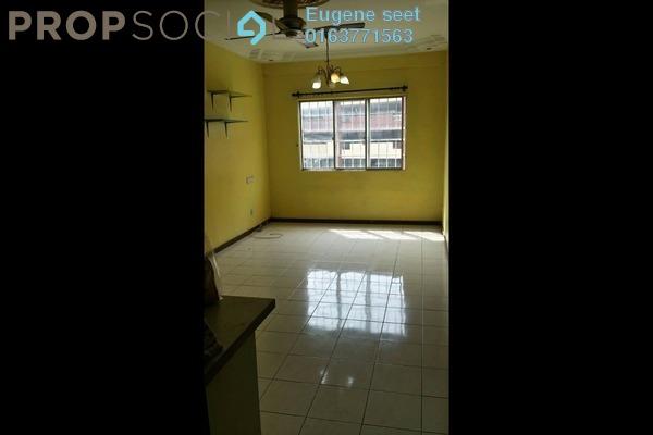 For Sale Condominium at Cemara Apartment, Bandar Sri Permaisuri Leasehold Unfurnished 3R/2B 350k