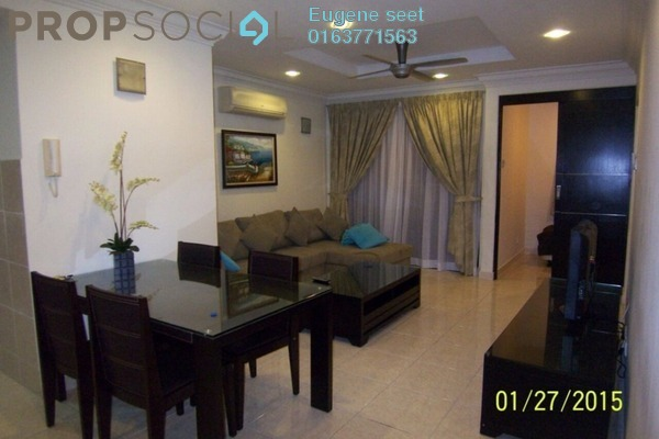 For Rent Condominium at Casa Tropicana, Tropicana Leasehold Fully Furnished 3R/2B 2.35k