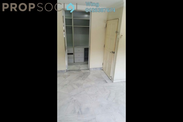 For Rent Terrace at Taman Sri Sinar, Segambut Freehold Semi Furnished 3R/2B 1.4k